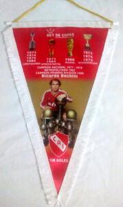 RICARDO BOCHINI - Old International Cups - INDEPENDIENTE - PENNANT Football