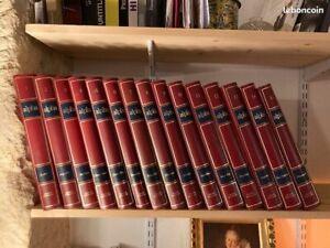 Encyclopédie ALPHA - Grange Batelière - 15 volumes - Années 70