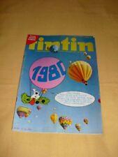 TINTIN N°225 décembre 1979