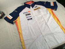RENAULT FORMULA 1 / ING / elf Team Shirt (XL) NWOT