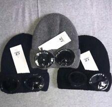 Cp Company Hat Cap Beanie Negro, Azul Marino, Gris