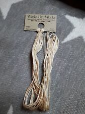 Weeks Dye Works Baby's Breath cotton floss Thread 1103