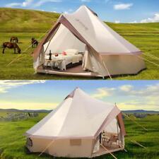 8-10 Person Mongolia Yurt Family Travel Hiking Tent Familien Reise Zelte Jurte