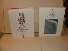 1291 1991 The Swiss Economy a Trilogy SIGNED Jorg HYSEK STYLING Pen Watch compan