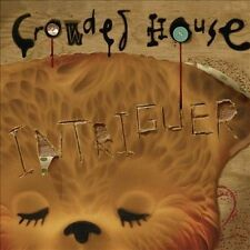 Crowded House - Intriguer (Audio CD - 2010) [Deluxe Edition] NEW