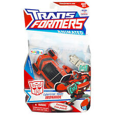 TRANSFORMERS ANIMATED Collection_Cybertron Mode IRONHIDE_ExclusiveLimitedEdition