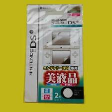 NINTENDO DSi: Clear LCD Display/Screen Protector/Scratch Guard/Shield/Saver/NDSi