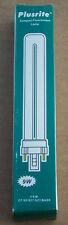 NEW 10Pc Plusrite CF9S-827 PL9W/1U/2P/827 9 Watt 2 Pin Comp Fluorescent Lamp G23