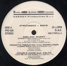 VARIOUS (KMC / PROGETTO TRIBALE / DOUBLE DARE / TRACY / SANDY B) - X-Energy
