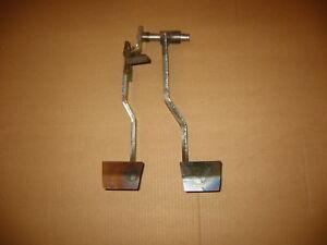 64 65 66 Chevelle El Camino 4 Speed Pedal Set