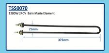 1200W 240V BAIN MARIE ELEMENT TSS0070