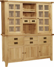 Solid Wood Traditional Cabinets & Cupboards