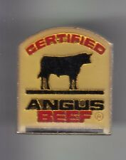 RARE PINS PIN'S .. AGRICULTURE VACHE COW KUH ELEVAGE VIANDE BOEUF ANGUS BEEF ~CK
