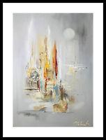 Claus Schenk Songs of Dreams III Poster Bild Kunstdruck im Alu Rahmen 80x60cm