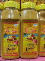 2 X Island Spice CURRY POWDER 24 oz