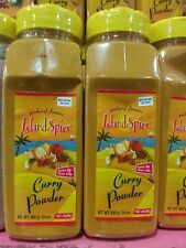 2 X Island Spice CURRY POWDER 24 oz