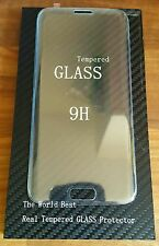For Samsung Galaxy S7 edge Tempered Glass Screen Full Clear Lcd Protector Guard