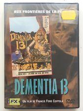 Dementia 13 DVD NEUF SOUS BLISTER Film d'horreur de Francis Ford Coppola