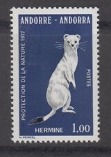 Andorra French 1977 SG F282 NATURE Mnh