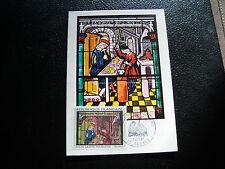 FRANCE - carte 1er jour 7/10/1967 (eglise sainte-madeleine) (cy46) french