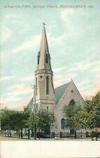 MONTGOMERY AL – St. John's Episcopal Church