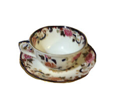 Masons blue mandalay cup & Saucer Oriental Inspired Design Vintage Tea Ware VGC