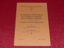 [AGRONOMIE ALGERIE] Pulvérisations Orangeries 1936 Agrumes