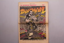 136199 Spain Rodriguez *TRASHMAN 1/1969 - THE COLLECTED TRASHMAN* +Abb Bd1/1969