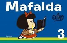 Mafalda 3 by Quino (2015, Paperback)