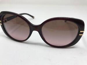 Authentic Anne Klein Sunglasses AK 3179 276/76 Oversized Burgundy BU16