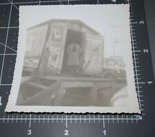Ice House COVERED Advertising TIN Porcelain SIGNS Soda Canada Dry Vintage PHOTO