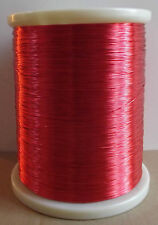 polyurethane Enameled Copper Wire Magnet Wire 2UEW/130 0.6mm red #A60F LW