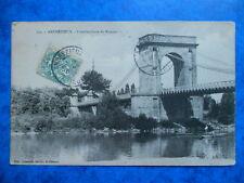 ANDRÉZIEUX  :  L' Embouchure du Bonson.......VO.1905.