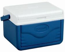 Coleman Lunchbox Cooler 5 Quart (Blue) Take 6 Cans Perssonal Cool Box