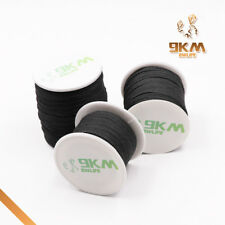 Braided Line Black Kevlar Fishing Assist Cord Kite Fly String Made with Kevlar