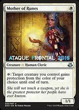 MTG MOTHER OF RUNES - Madre de las runas - DD Elspeth Kiora ENGLISH