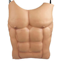 Halloween Fake Muscle Chest Skin EVA Foam Fancy Adults Cosplay Costumes Fine