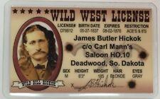 Wild Bill Hickok - Wild West License Novelty
