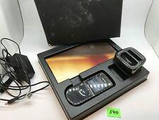 Nokia Sirocco 8800 - Black (Unlocked) Cellular Phone AJ540