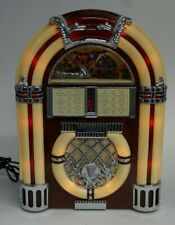 1946 Spirit of St. Louis Miniature Lighted Juke Box AM/FM Radio Cassette Player