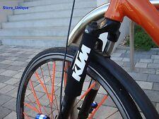 Vélo Protection fourche protection avant Bike KTM W Fork Protection Chaînes Tailles Protection 1