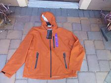 NWT HAWKE & CO. Men's SAFFRON Waterproof Golf Jacket W/Detachabl Hood Size XXL