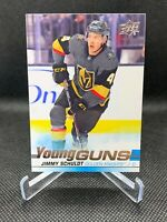 JIMMY SCHULDT 2019-20 UPPER DECK SER 1 YOUNG GUNS RC #206 - VEGAS GOLDEN KNIGHTS