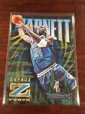 1996-97 Skybox Z Force Kevin Garnett Z-Cling #52 Timberwolves