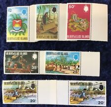 Gilbert & Ellice Is. Definitives Sg 173/87 & 203/7 MNH Unmounted Mint