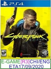 PREORDER PS4 Cyberpunk 2077 (CHI/ENG) [R3] ★Brand New & Sealed★