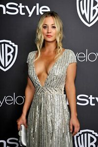 celebrity owned and worn Kaley Cuoco skirt and pink top set (FPS1)