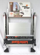 New Little Giant Ladder Systems Jumbo Step Folding 2-Step 375 Capacity 11902