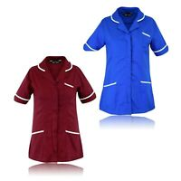Nurses Healthcare Maid Nurses Tunic Hospitality Carer Therapist Dentist Uniform