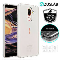 For Nokia 5.1 6.1 7.1 8.1 7 Plus 8 Case Clear Heavy Duty Shockproof Slim Cover